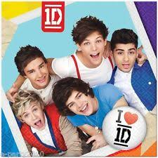 one direction party supplies one direction 1d large lunch dinner napkins party zayn harry niall