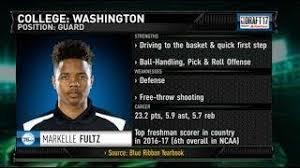 2017 nba mock draft ft lonzo ball and markelle fultz draft