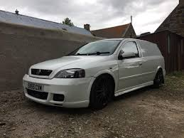 vauxhall astra van gsi rep in huntly aberdeenshire gumtree