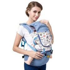 Comfortable Suspenders Baby Comfortable Sling Carrier Cotton Strap Carrier Infant Carrier