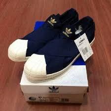 Sepatu Adidas Slip On sepatu adidas superstar slip on