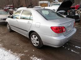 2005 toyota corolla ce quality used oem replacement parts east