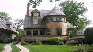 house style prairie house plans 1412 street of dreams rear exterior 1680x850
