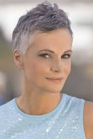 pixie grey hair styles 2017 short haircuts for women over 50 page 2 haircuts and