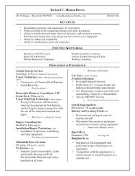 Sample Resume With Skills Section by It Skills Resume Resume Badak
