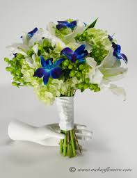 blue wedding bouquets wedding bouquets vickies flowers brighton colorado florist