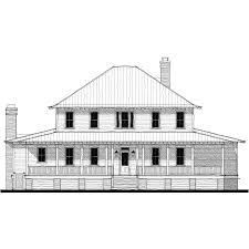 palmetto bluff river house variation house plan 15350 design