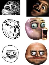 Meme Faces Images - meme faces they look like you