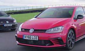 2016 vw golf gti clubsport is ready here u0027s your first review