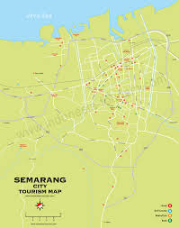 Grand Central Map Semarang City Map Peta Kota Semarang