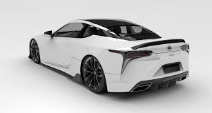 lexus lc spied this jon sibal desinged lexus lc will materialize at sema