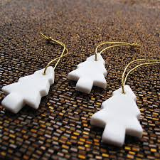 porcelain tree decorations by caltonberry from squeak