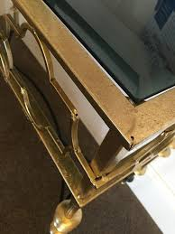 Gold Console Table Black U0026 Gold Contemporary Cut Out Metal Console Table Mulberry Moon