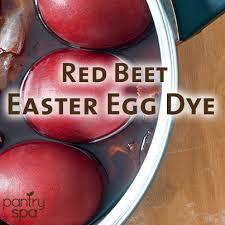 Red Food Color Dye Natural Easter Egg Dye With Beets U0026 Red Zinger