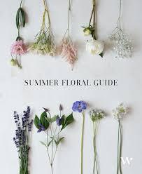 wedding flowers guide diy wedding wednesday the seasonal flower guide series summer