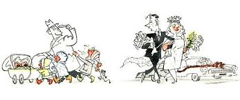 dessin humoristique mariage bric à brac d humour mariage