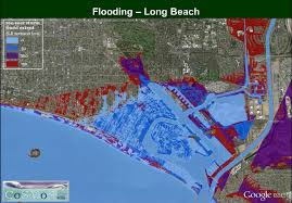 Map Of Long Beach California Preparing For El Niño Using Climate Change Forecasts