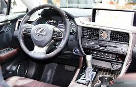 lexus rx 2016 interior обзор нового lexus rx 450h 2016 модельного года u2013 автомобильные