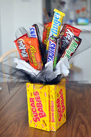 easy peasy beautiful diy candy bouquet share your craft