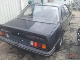 opel ascona 400 opel ascona b 2 door coupe 2 0 litre sport lhd very solid