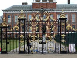 kensington palace gates london gates and fences pinterest