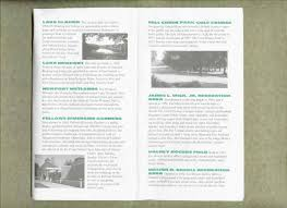 real free resume templates mill creek park youngstown ohio hiking trails pictures mill creek park brochure part 3