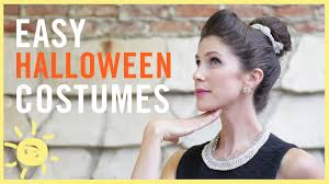 222 Best Halloween Ideas Images On Pinterest Halloween Ideas Mom Style 7 Genius Halloween Costumes You Can Rewear Youtube