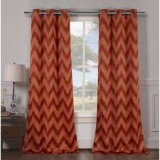 Rust Colored Kitchen Curtains Attractive Rust Colored Curtains And Best 25 Burnt Orange Curtains