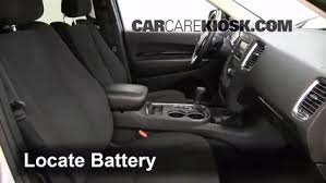 2014 dodge durango limited 3 6 l v6 battery replacement 2011 2016 dodge durango 2011 dodge durango