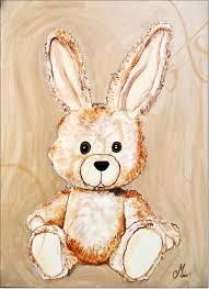 tableau pour chambre d enfant tableau esthéban le lapin personnalisable enfant bébé tableau