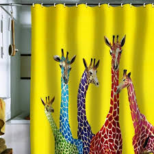 Themed Shower Curtains 15 Wonderful Themed Shower Curtains For Kid S Bathroom Rilane