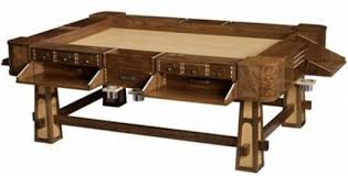 geek chic gaming table geek chic rolls out dropship gaming tables bell of lost souls