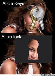 Alicia Keys Meme - alicia keys by linkada meme center