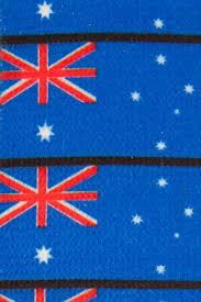Aussie Flag Australian Flag Australia Commenwealth Trouser Braces Mens Suspenders