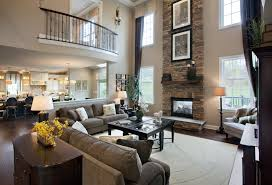 Valhalla NY New Homes For Sale Summit Estates At Westchester - Two story family room