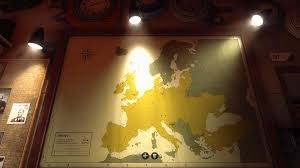 New World Order Map by Map Of Europe From