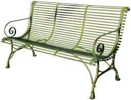panchine prezzi panchina 148 cm in ferro battuto a 3 posti recuperando