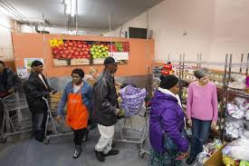 Bed Stuy Campaign Against Hunger Exclusive Nyc Food Pantries Low On Money Need Volunteers Ny
