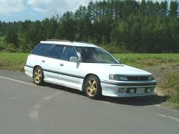 old subaru wagon 1991 subaru legacy information and photos zombiedrive