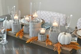Fall Table Decor Fall Table Inspiration From 5 Bloggers