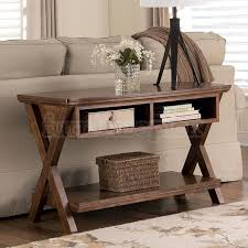 Sofa Console Table Burkesville Console Sofa Table Accent And Occasional Furniture