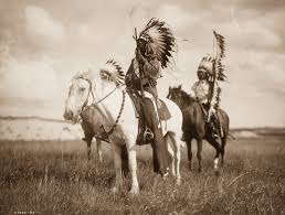 a beautiful photo record of native american life in the early