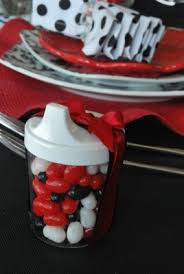 Red Baby Shower Themes For Boys - 16 best black white red images on pinterest shower ideas baby