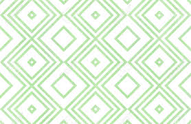 mint green color watercolor geometrical pattern in mint green color for fashion