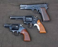 handguns are you using or abusing your guns