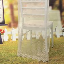 lace chair covers chair cover