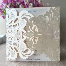 online get cheap wedding invitation kits aliexpress com alibaba