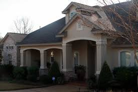 painting exterior stucco