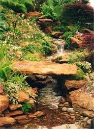 Backyard Waterfalls Ideas Waterfall Features For Garden Ponds Waterfall Features For Gardens