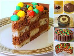 how to diy surprise inside rainbow cake tutorials fab art diy